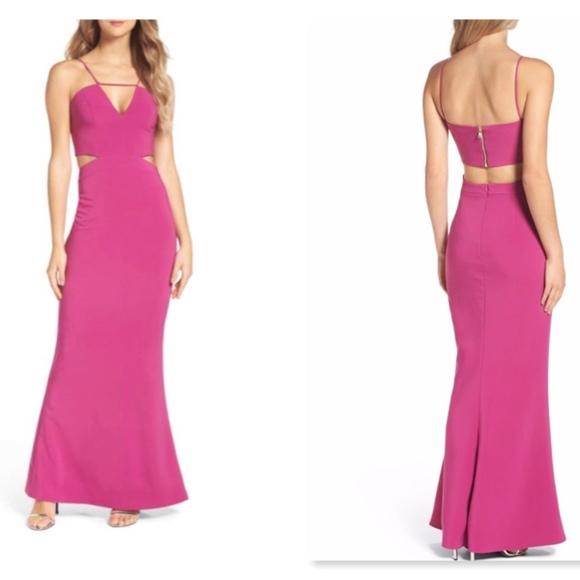 2940983d725 Maria Bianca Nero Dresses | Ashley Cutout Gown 6 | Poshmark